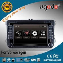 Wholesale new platform car cd bluetooth stereo for vw golf 6 dvd gps navigation system