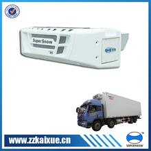 Independent mitsubishi transport refrigeration unit
