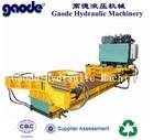 CE Qualified Hydraulic Open Bale Machine