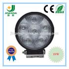 Super bright 18w led work light, 12v led lights for car