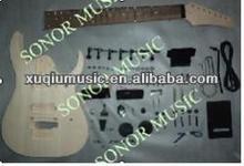 Diy Agile 7 Strings Electric Guitar Kits