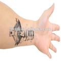 Removível braço tatuagem totem 3d cruz olho etiquetas do tatuagem temporária corpo transferência etiquetas da arte impermeável não- tóxicos