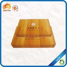 Popular specialized custom handmade wood box gift