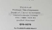 Original and new brand Pro9000 Mark II print head QY6-0076 printhead for printer parts
