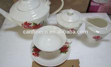 stock cheap price New bone China modern design dinnerware set,15pcs chinese dinnerware