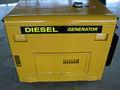 5kw pequeño generador diesel silencioso