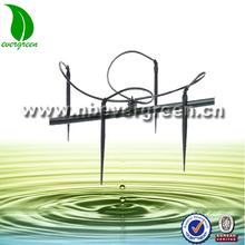 4 maneiras irrigação por gotejamento de água kit