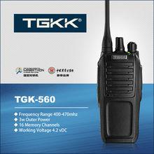best selling hot chinese products TGK-560 handheld ham radio