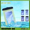 New Fashionable Plastic Waterproof Bag for Mobile Phone Using Underwater 10 Meters