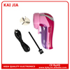Lint remover with charging cord and brush