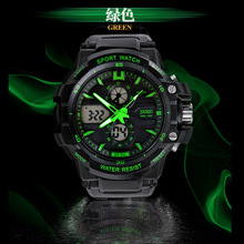 waterproof digital watch men best gifts