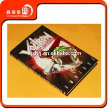 Hot sell cheap custom printing books in china