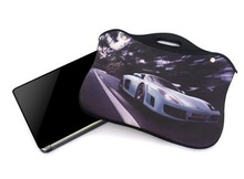 Customized neoprene sleeve case for laptop with handle