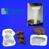 Tear silicone liquid glue