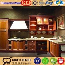 Custom manufacturer kd designs of kitchen hanging cabinets