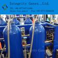 Liga de alumínio médica oxigênio cilindro de gás, gás oxigênio