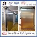 açoinoxidável frigoríficas porta deslizante