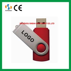 Red color usb flash drive, flash disk,4 gb usb flash drive