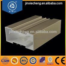 New design sandblast aluminum alloy giant aluminium profile