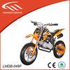 cheap big 2-wheel two stroke 49cc sports dirt bike for kids/adults
