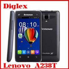Wholesale Cheap Lenovo Smartphone Original Lenovo A238T 4.0 inch Dual Sim Card Android GSM Mobile Phone