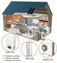 air pump heating