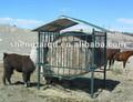 a prueba de agua para el ganado ovino de los pastos de alimentador