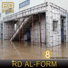 TOP EXPORT RD high quality Lightness Aluminum Formwork