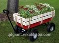 Jardín extraíble de madera wagon TC1801