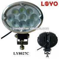 super bright car accessories 27w led work light