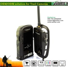 Outdoor Wireless Hunting Scouting Game With GSM GPRS