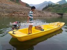 6 meters OEM rotational moulding plastic fish kayak