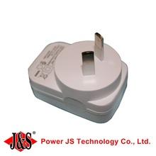 white usb adapter australia flat plug adapter 5v 1a usb charger