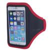 custom logo sport armband printable neoprene running phone case for iphone 6