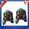 fashionable High Quality Black Zipper Handbag
