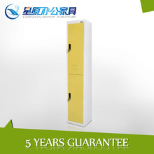 different color available 2 door steel wardrobe lockers for sale