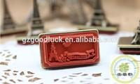 Wedding invitation metal sealing stamp/Wax seal for wine bottles