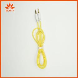 lucency aux cable 3.5mm plug jack lead car aux