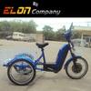 48V three wheel cargo tricycles 350W motor (E-TDR07)