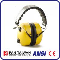 SE1395 ANSI&CE FM Radio Ear Muffs series: Headphones