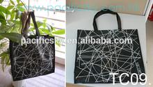 2014 Wholesale cheap reusable pp non woven shopping bag