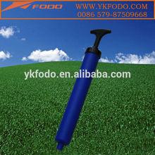 New style mini plastic ball pump basketball pump sports training equipment (YG9712)