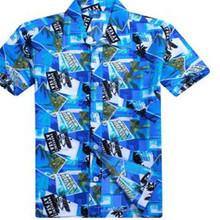 Ohana ocean men's hawaiian shirts wholesale
