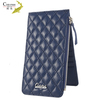 Alibaba website online shopping cowhide promotion wallet