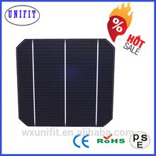 high efficiency broken solar cell for sale