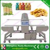 Powder Metal Detector machine, metal detector food, conveyor metal detector