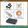 (Protable 1000M/100M/10M 4 port usb networking print server SE-SK-304U