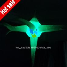 Good quality decoration inflatable led stars