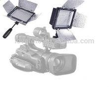 YONGNUO YN300-II LED Video Light / Superbright High-power 18W LED Bulb / 3200K-5500K Adjustable Color Temperature - Black