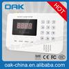 wireless keypad alarm Dual Network GSM/PSTN home burglar alarm